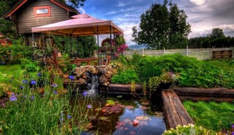Lai lietus un vējš nebiedē! Kā izvēlēties dārza nojumi - DELFI