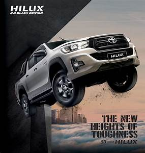 2019 Toyota Hilux Owners Manual Pdf