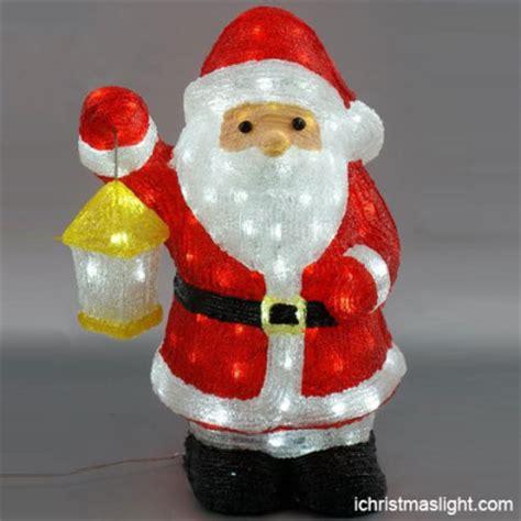 led santa claus ichristmaslight