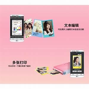 LG Printer Foto Warna Bluetooth 4.0
