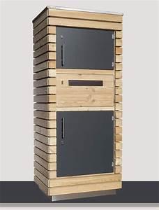 Mülltonnenbox Mit Paketbox : der gro e paket briefkasten f r ihr zuhause ~ Michelbontemps.com Haus und Dekorationen