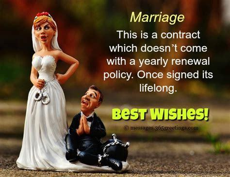 funny wedding wishes  quotes greetingscom