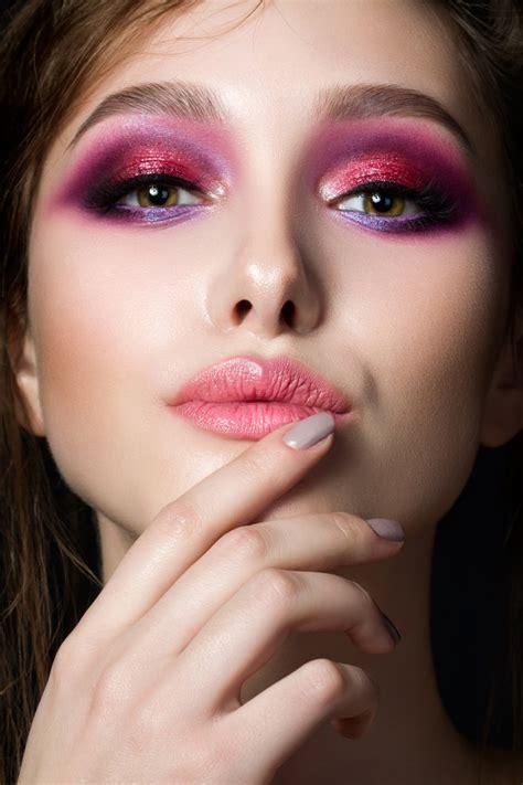 maquillage total pourpre magazine avantages