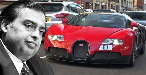 Number One Electric Car by World S Most Expensive Car Number Plate Even Ambanis Will