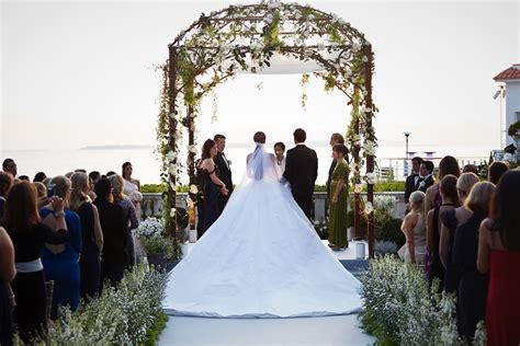 Weddings Of The 0.01 Percent
