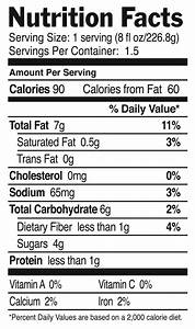 7 11 hazelnut coffee nutrition facts nutrition ftempo With coffee nutrition label