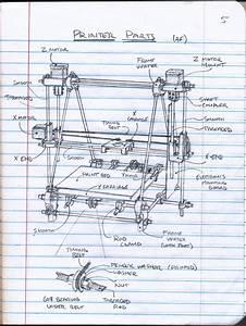 Printer Wiring Diagram