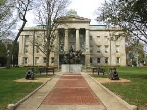 Raleigh North Carolina State Capital
