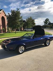 1973 Ford Mustang Convertible, Clear Title Reliable Car For Every Day Driving
