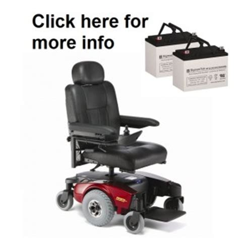 pronto m6 power chair replacement batteries for all invacare power wheelchairs