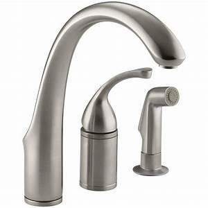4, Hole, Kitchen, Faucet, Moen