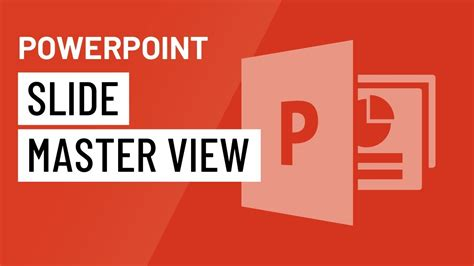 PowerPoint 2016: Slide Master View - YouTube