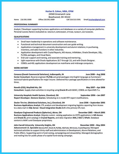 Account Receivable Resume Sle by Cool Awesome Account Receivable Resume To Get Employer