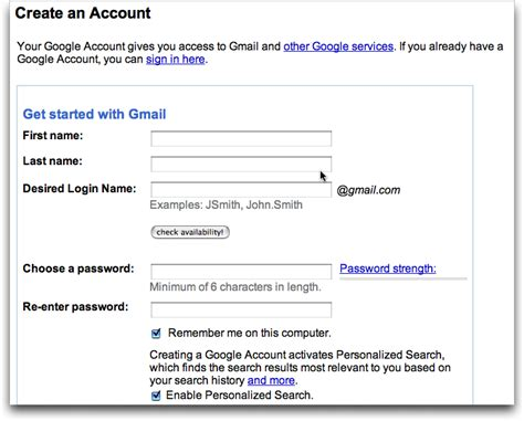 How To Open A Gmail Account?