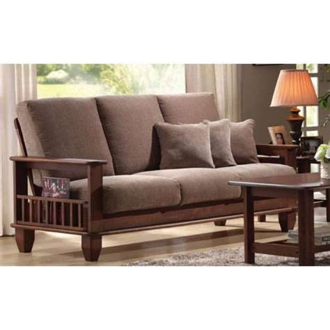 Wooden Sofa Set Shopping by Wooden Sofa Set 3 1 1 Polo Wooden Furniture