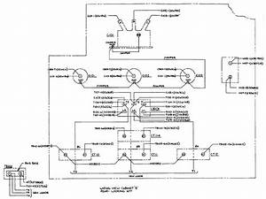 Fo-9  Cabinet B Wiring Diagram  Sheet 1 Of 3
