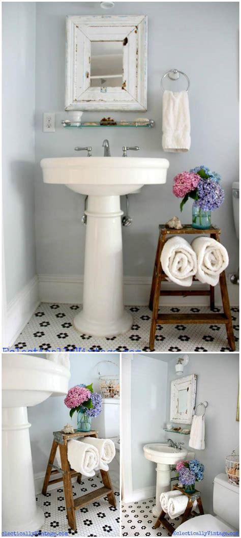 vintage bathroom storage ideas 50 diy bathroom projects to remodel step by step page 5 of 6 diy crafts