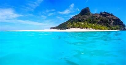 Fiji Island Beach Castaway Sea Wallpapers Desktop