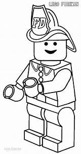 Firefighter Coloring Pages Print Cartoon Animated sketch template