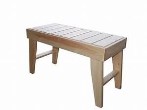 Bank Aus Holz : finn saunabank aus massivem holz bank sauna saunaliege ebay ~ Whattoseeinmadrid.com Haus und Dekorationen