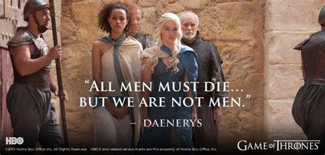 Not All Men Meme - love eternal khal drogo and daenerys stormborn i am luan
