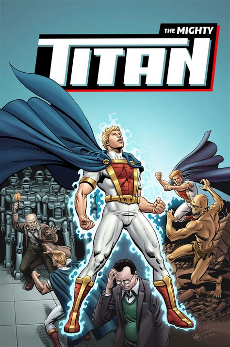 mighty titan comic book review nerdgeist