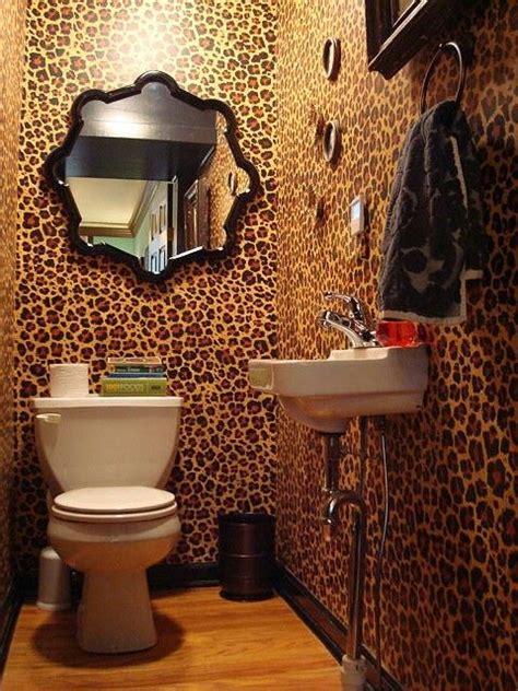 25 best cheetah print bathroom ideas on pinterest