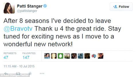 Patti Stanger Ends Her Eight Season Run On Bravo's