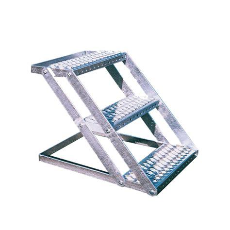 chambre belgique escalier galvanisé 3 marches escalier manutention