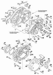 Ktm Fiche Finder Engine Case Kpl 125 Euro 96 Spare Parts