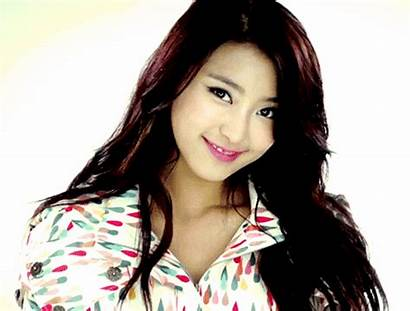 Bora Kpop Female Yoon Sistar Idols Gifs