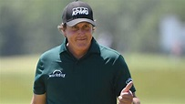 Ryder Cup 2018: Phil Mickelson shows off interesting ...