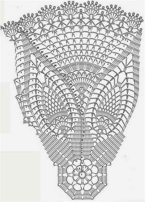 kira scheme crochet kruzhewo pinterest deckchen