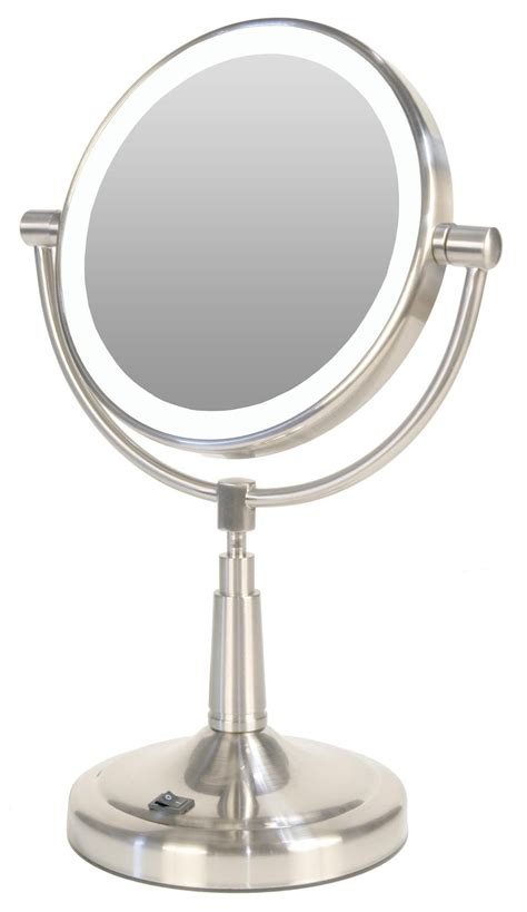 zadro led lighted vanity mirror home bed bath bath