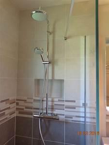 Niche De Douche : cr ation et installation de salle de bain val d 39 oise 95 ~ Premium-room.com Idées de Décoration