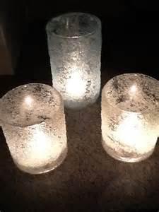 DIY Epsom Salt Candles