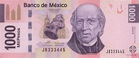 Exchange old Mexican peso (MXN) to US dollars (USD)