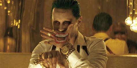 Jared Leto's Joker Not Appearing?