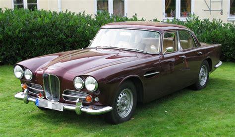 File:1964 Lagonda Rapide front.jpg