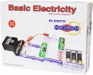 Elenco Snap Circuits Basic Electricity