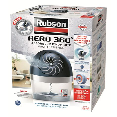 absorbeur d humidité absorbeur d humidit 233 a 233 ro 360 176 rubson 450 g absorbeurs d