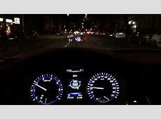 X5 Head Up Display in Infiniti Q50 YouTube