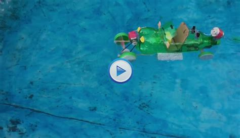 How To Make A Boat From A Bottle by How To Make Car Using Plastic Bottle Boat And Car In One