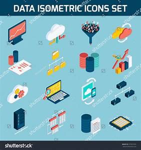 Data Analysis Digital Analytics Data Processing Stock ...