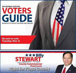 2016 General Election Voters Guide by NT_publications - Issuu