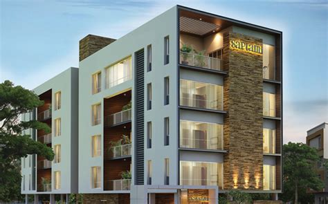 Saptami Luxury Apartments Exclusive Lifestyle  Home Plans