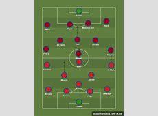 Best Real Madrid Squad 730 vs Best Barcelona Squad 7