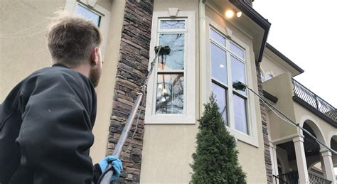 residential window washing superior shine chattanooga