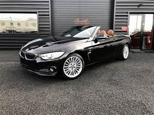 Voiture Occasion 42 : bmw serie 4 f33 cabriolet 430d 258 ch m exclusive cabriolet noir occasion 42 000 45 000 km ~ Gottalentnigeria.com Avis de Voitures