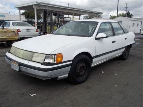 how do i learn about cars 1987 mercury topaz transmission control sell used 1987 mercury sable no reserve in anaheim california united states